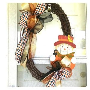 Other - Large grapevine wreath